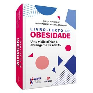 Livro-Texto de Obesidade - Ribas-Filho - Manole