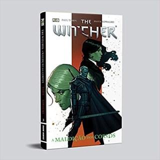 Livro - The Witcher: A Maldição Dos Corvos - Vol 3- Tobin - Pixel