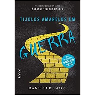 Livro -  Tijolos Amarelos em Guerra - Paige