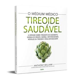 Livro Tireoide Saudável - William - Cultrix