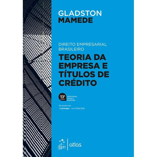 Livro - Títulos de Crédito - Coleção Direito Empresarial Brasileiro - Mamede