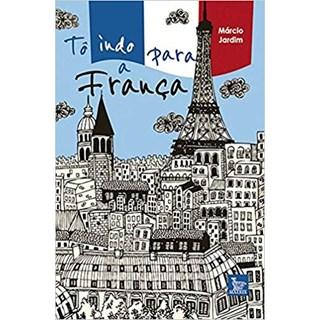 Livro -Tô Indo Para a França- - Jardim