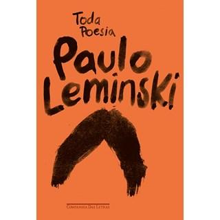 Livro - Toda Poesia - Paulo Leminski