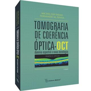 Livro - Tomografia de Coerência Óptica – OCT (domínio espectral e novas tecnologias) Texto e Atlas - Farah BFI