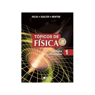 Livro - Tópicos De Física vol 1 -  Mecânica- Saraiva