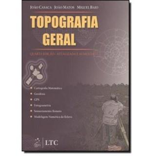 Livro - Topografia Geral - Casaca