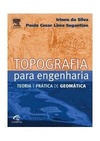 Oferta Livro - Topografia para Engenharia - Silva por R$ 126