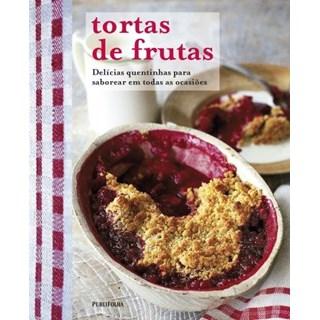 Livro -Tortas de Frutas - Delícias Quentinhas Para Saborear Em Todas As Ocasiões  - Small