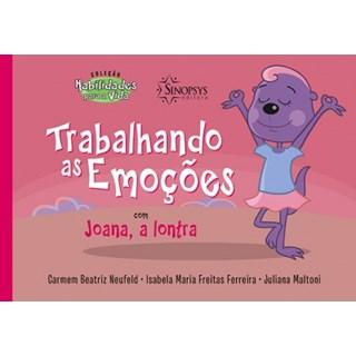 Livro - Trabalhando as emoções com Joana, a lontra - Neufeld