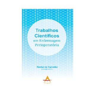 Livro - Trabalho Científico em Enfermagem Perioperatória - Carvalho