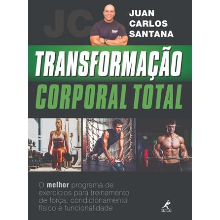 Livro - Transformação Corporal Total - Santana