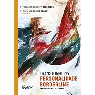 Livro Transtorno da Personalidade Borderline - Dornelles - Sinopsys
