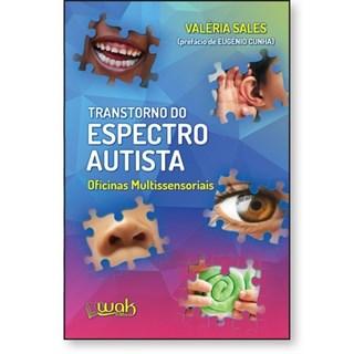 Livro Transtorno do Espectro Autista - Sales - Wak Editora