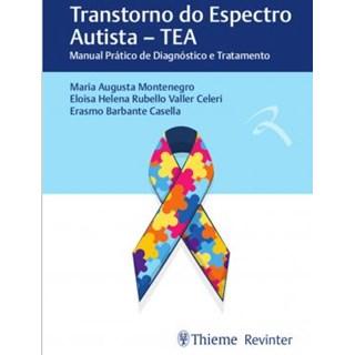 Livro - Transtorno do Espectro Autista - TEA - Montenegro 1ª edição