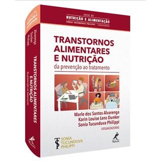 Livro - Transtornos Alimentares e Nutrição - Alvarenga