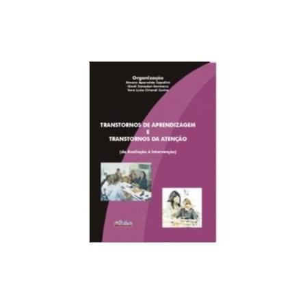 Livro - Transtornos de Aprendizagem e Transtornos da Atenção - Capellini