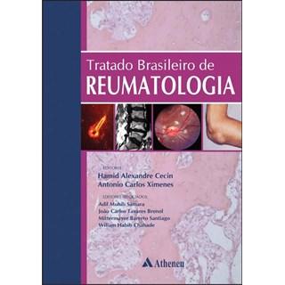 Livro - Tratado Brasileiro de Reumatologia - Cecin