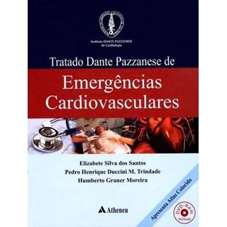 Livro - Tratado Dante Pazzanese de Emergências Cardiovasculares - Santos