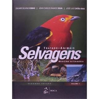 Livro - Tratado de Animais Selvagens - 2 Volumes - Cubas