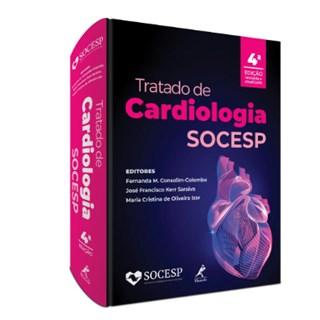 Livro - Tratado de Cardiologia - Socesp - 2019