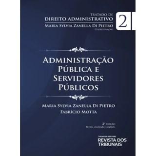 Livro - Tratado de Direito Administrativo volume 2 - Motta