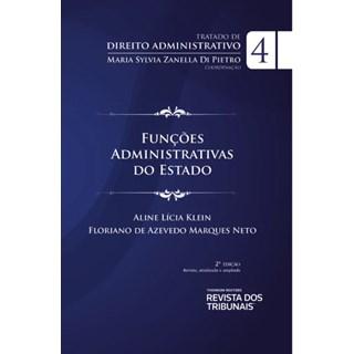 Livro - Tratado de Direito Administrativo volume 4  - Klein