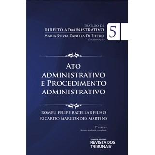 Livro - Tratado de Direito Administrativo volume 5 - Barcellar Filho