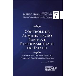 Livro - Tratado de Direito Administrativo volume 7  - Carvalho Filho