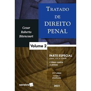 Livro Tratado de Direito Penal Vol. 2 - Bitencourt - Saraiva