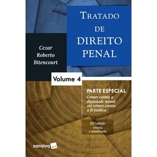 Livro - Tratado de Direito Penal - Vol 4 - Bitencourt