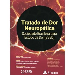 Livro Tratado de Dor Neuropática - Palladini - Atheneu