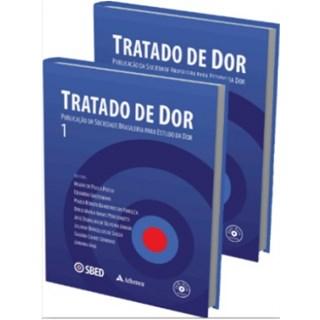 Livro - Tratado de Dor - Publicação da Sociedade Brasileira Para Estudo da Dor - Grossmanb