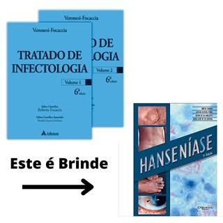 Livro - Tratado de Infectologia - 2 vol. - Veronesi