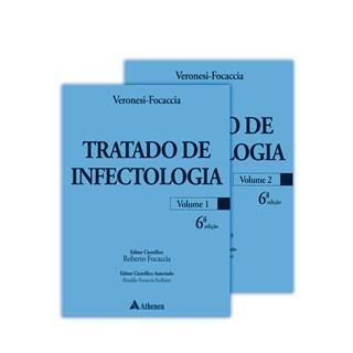 Livro Tratado de Infectologia - 2 vol. - Veronesi