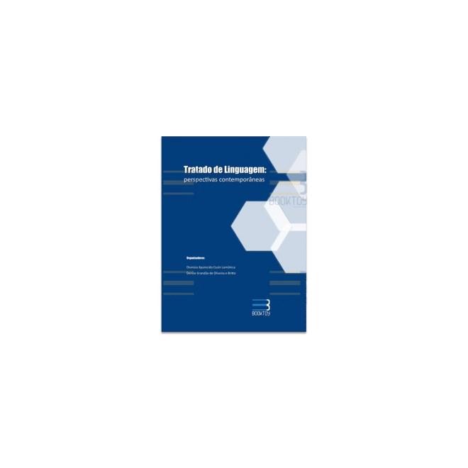 Livro - Tratado de Linguagem: perspectivas contemporâneas - Lamonica