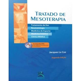 Livro - Tratado de Mesoterapia - Le Coz