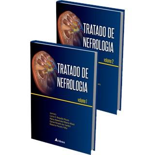 Livro - Tratado de Nefrologia - 2 Vol.- SBN  - Moura 1ª edição