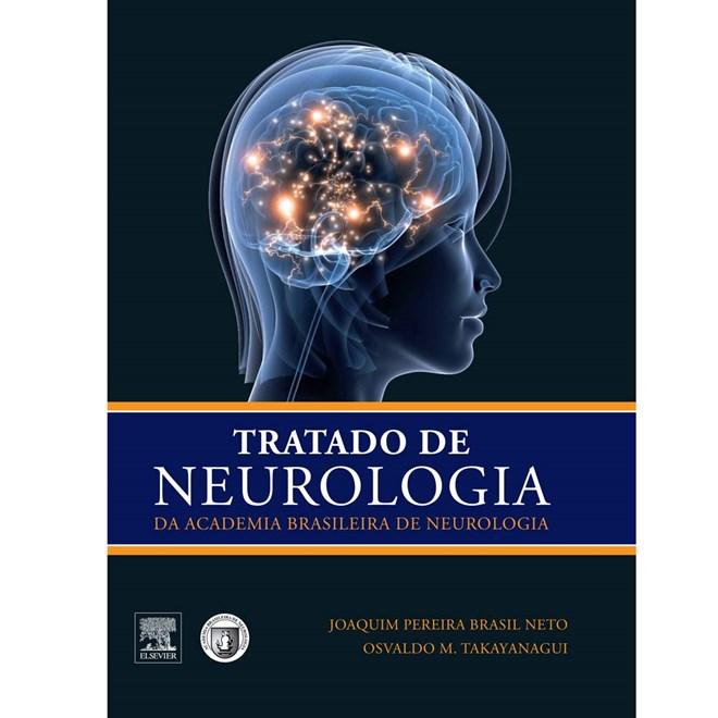 Livro - Tratado de Neurologia da Academia Brasileira de Neurologia - Brasil Neto
