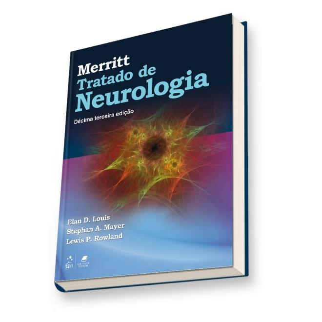 Livro - Tratado de Neurologia - Merritt