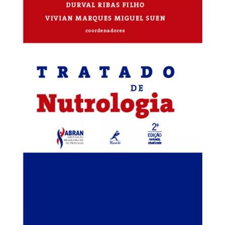 Livro - Tratado de Nutrologia - Ribas Filho