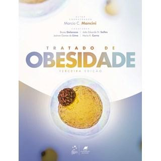 Livro Tratado de Obesidade - Mancini - Guanabara