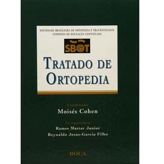 Livro - Tratado de Ortopedia - SBOT - Cohen