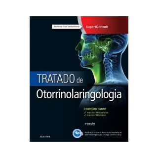 Livro - Tratado de Otorrinolaringologia - ABORL CCF