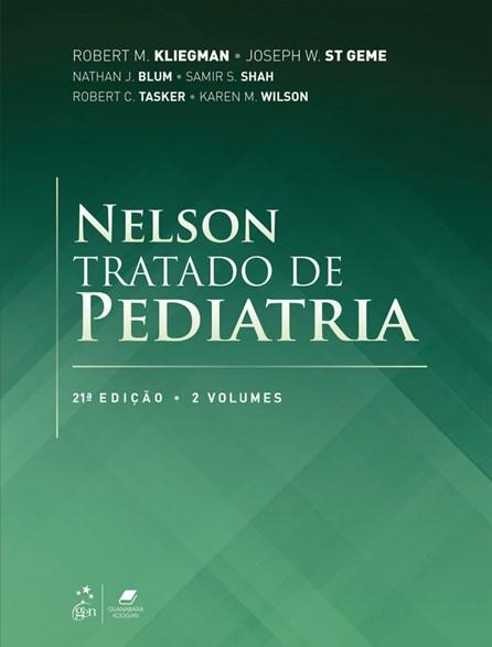 Livro - Tratado de Pediatria - Nelson - 2 Volumes