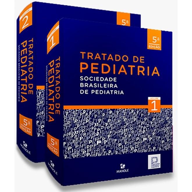 Livro - Tratado de Pediatria - SBP - 2 vols