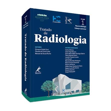 Livro - Tratado de Radiologia Vol. 1 - Cerri - FMUSP