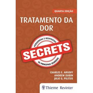Livro - Tratamento da Dor - Secrets - Argoff