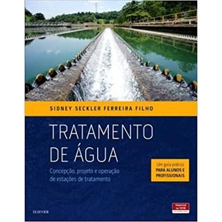 Livro Tratamento de Água - Filho - Elsevier