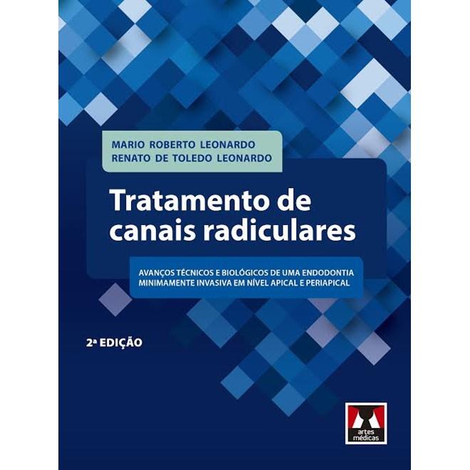 Livro - Tratamento de Canais Radiculares - Leonardo