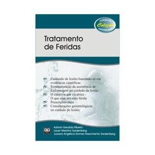 Livro - Tratamento de Feridas - Ribeiro
